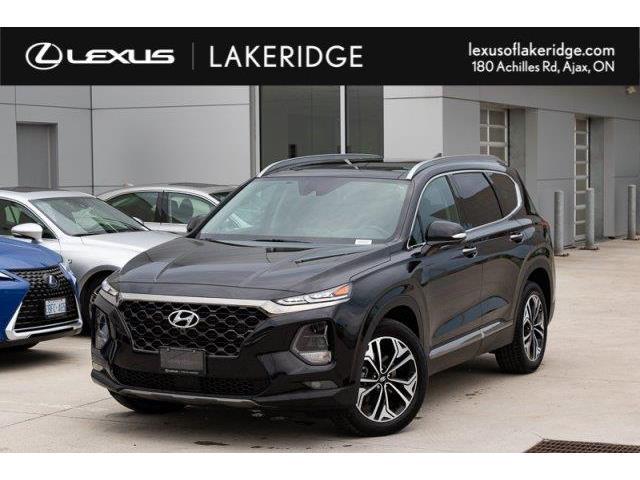 2019 Hyundai Santa Fe Ultimate 2.0 (Stk: LD9071A) in Toronto - Image 1 of 30