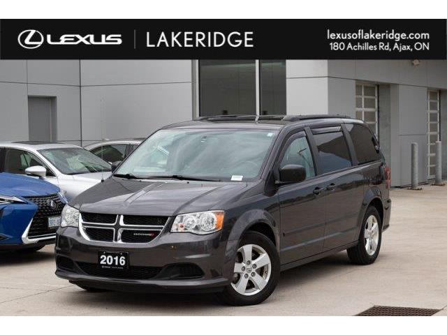2016 Dodge Grand Caravan 29E Canada Value Package (Stk: L19369B) in Toronto - Image 1 of 23