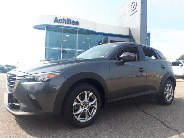 2019 Mazda CX-3 GS (Stk: P5928) in Milton - Image 1 of 12