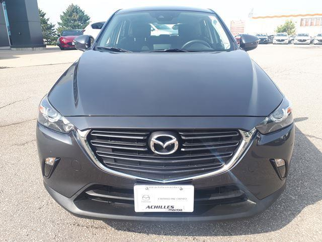 2019 Mazda CX-3 GS (Stk: P5928) in Milton - Image 2 of 12