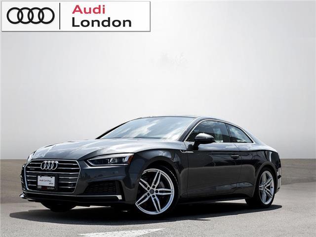 2018 Audi A5 2.0T Technik (Stk: 903458A) in London - Image 1 of 27