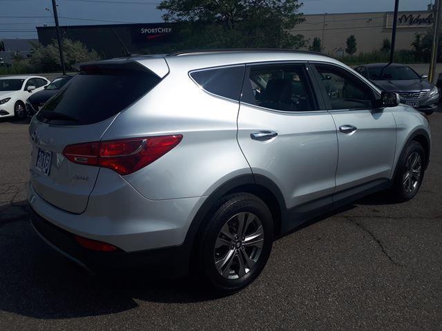 2016 Hyundai Santa Fe Sport 2.4 Base (Stk: H1822A) in Milton - Image 4 of 12
