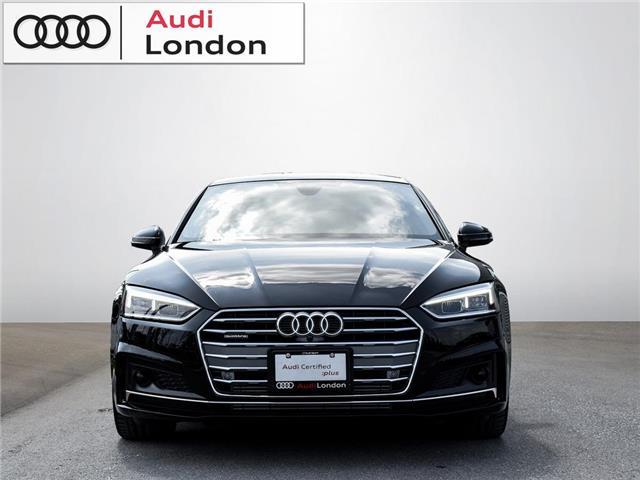 2018 Audi A5 2.0T Technik (Stk: 416542) in London - Image 1 of 25