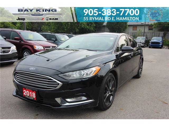 2018 Ford Fusion SE (Stk: 197260A) in Hamilton - Image 1 of 20