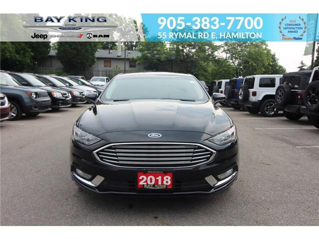 2018 Ford Fusion SE (Stk: 197260A) in Hamilton - Image 2 of 20