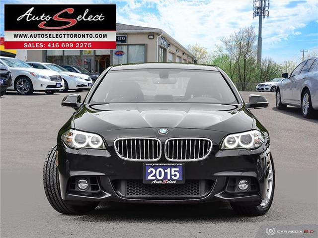 2015 BMW 528i xDrive (Stk: 1MPG932) in Scarborough - Image 2 of 29