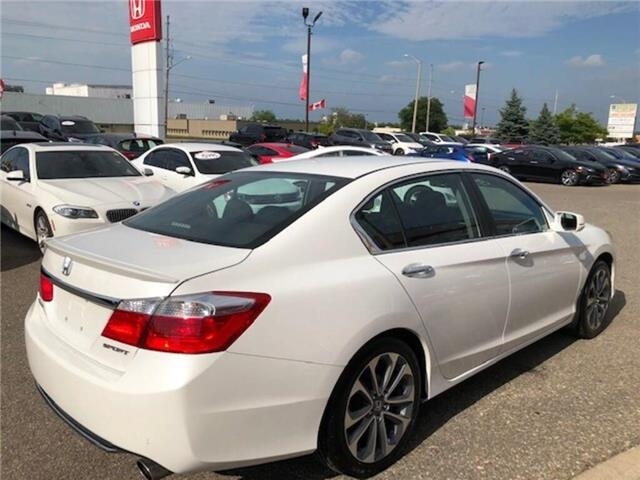 2015 Honda Accord Sport (Stk: P7124) in Georgetown - Image 2 of 10