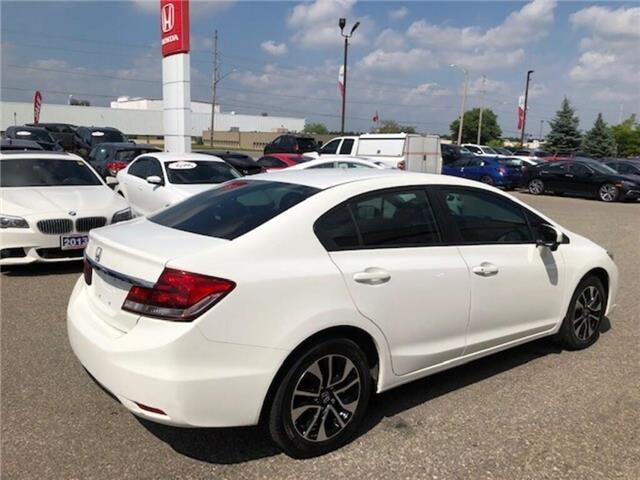 2014 Honda Civic EX (Stk: P7123) in Georgetown - Image 2 of 9