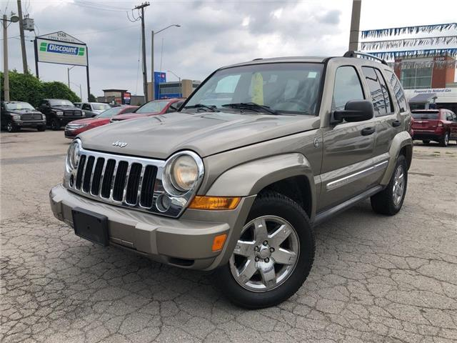 2006 Jeep Liberty Limited (Stk: 6679A) in Hamilton - Image 1 of 18