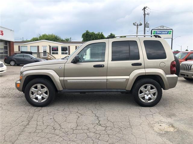 2006 Jeep Liberty Limited (Stk: 6679A) in Hamilton - Image 4 of 18