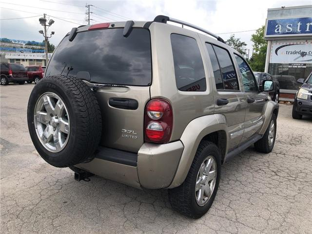 2006 Jeep Liberty Limited (Stk: 6679A) in Hamilton - Image 7 of 18