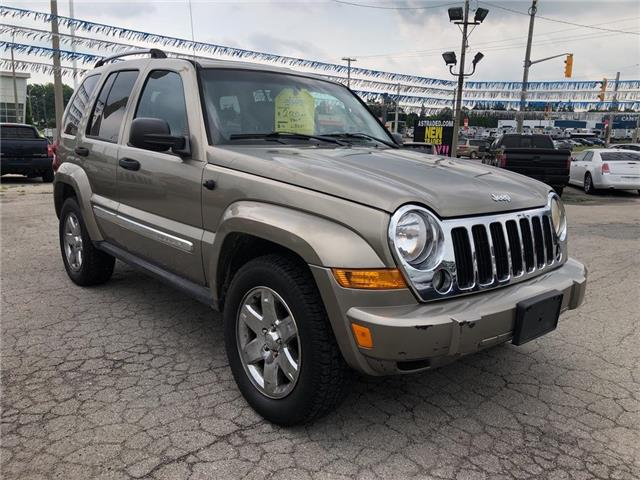 2006 Jeep Liberty Limited (Stk: 6679A) in Hamilton - Image 9 of 18
