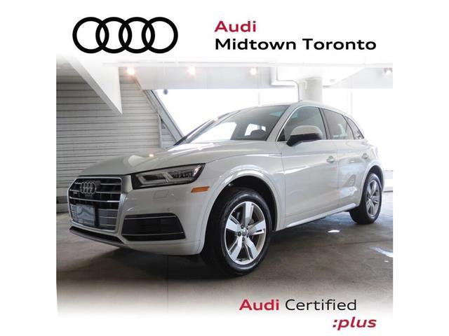 2019 Audi Q5 45 Technik (Stk: P7344) in Toronto - Image 1 of 30