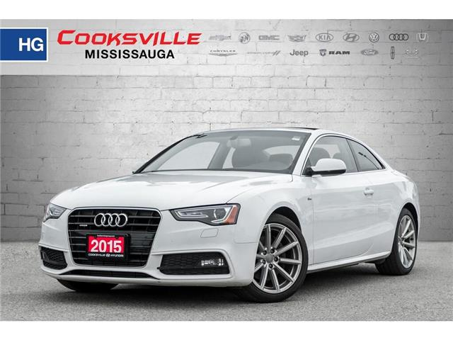 2015 Audi A5  (Stk: H7885PT) in Mississauga - Image 1 of 21