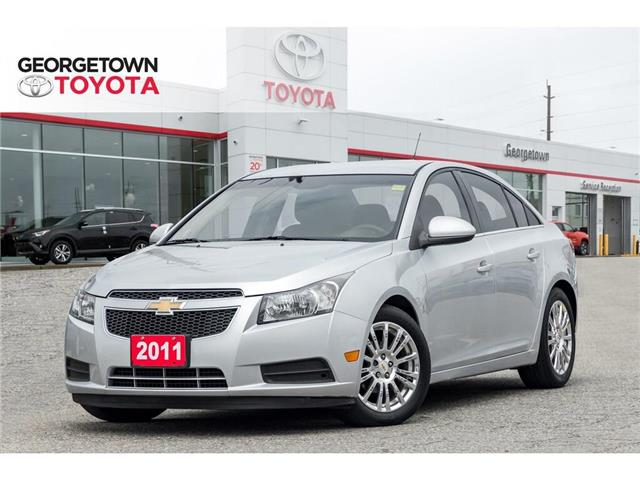 2011 Chevrolet Cruze  (Stk: 11-64481) in Georgetown - Image 1 of 16
