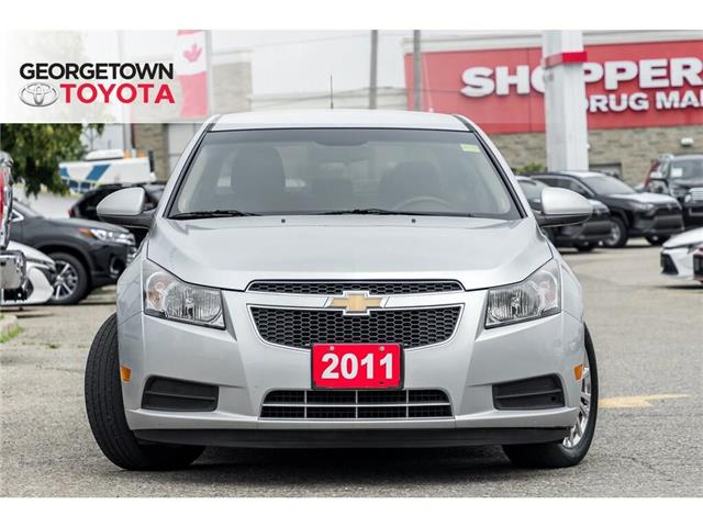 2011 Chevrolet Cruze  (Stk: 11-64481) in Georgetown - Image 2 of 16