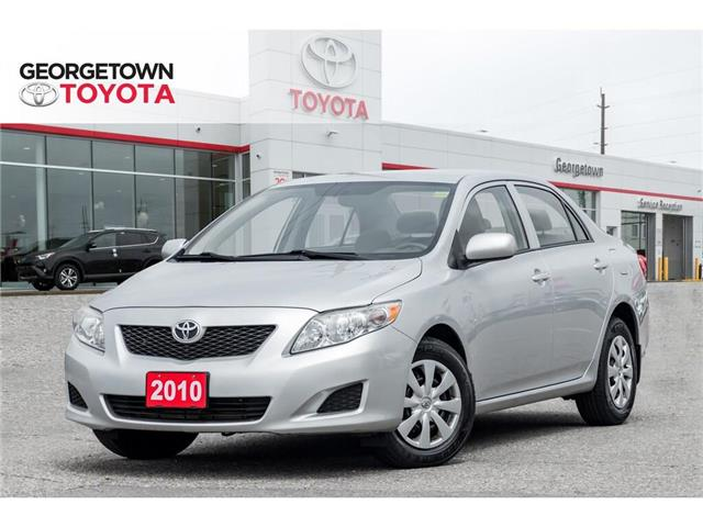 2010 Toyota Corolla  (Stk: 10-23123) in Georgetown - Image 1 of 16