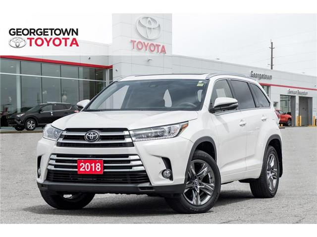 2018 Toyota Highlander  (Stk: 18-39762) in Georgetown - Image 1 of 21