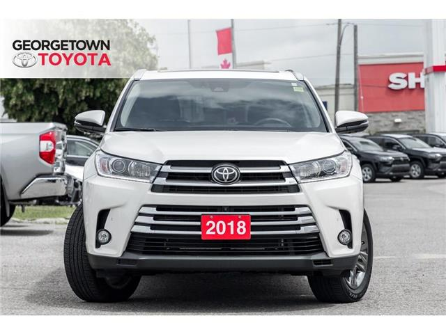 2018 Toyota Highlander  (Stk: 18-39762) in Georgetown - Image 2 of 21
