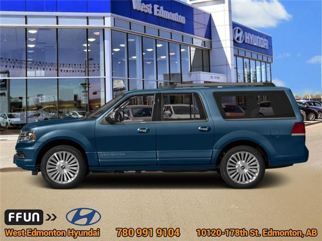 2017 Lincoln Navigator L Select (Stk: E4612) in Edmonton - Image 1 of 1