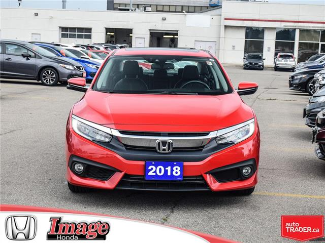 2018 Honda Civic Touring (Stk: 8C823) in Hamilton - Image 2 of 20