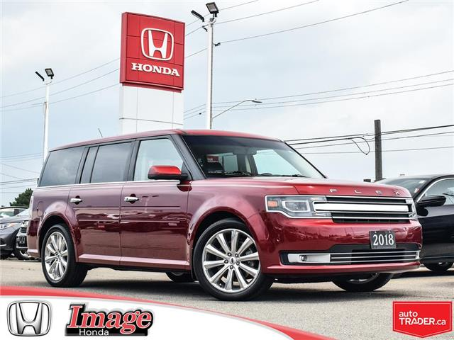 2018 Ford Flex  (Stk: 9C626A) in Hamilton - Image 1 of 21