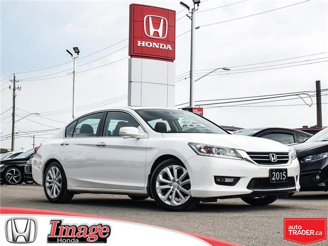 2015 Honda Accord Touring (Stk: OE4317) in Hamilton - Image 1 of 21