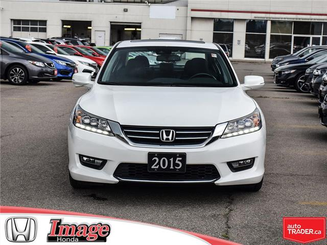 2015 Honda Accord Touring (Stk: OE4317) in Hamilton - Image 2 of 21