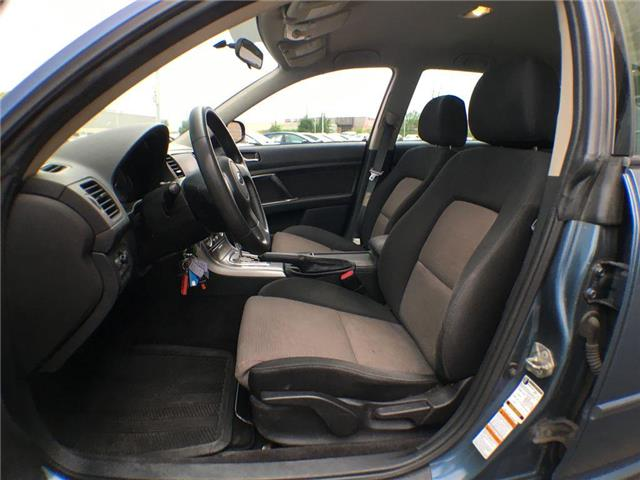 2005 Subaru Legacy I AWD ALLOY WHEELS, ROOF RACK, HEATED SEATS, KEYLE (Stk: 43076XB) in Brampton - Image 4 of 22
