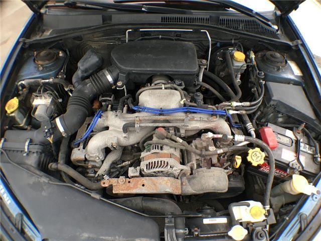 2005 Subaru Legacy I AWD ALLOY WHEELS, ROOF RACK, HEATED SEATS, KEYLE (Stk: 43076XB) in Brampton - Image 6 of 22