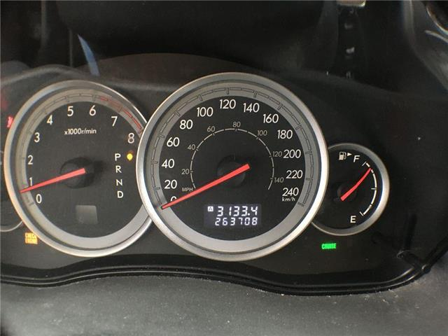2005 Subaru Legacy I AWD ALLOY WHEELS, ROOF RACK, HEATED SEATS, KEYLE (Stk: 43076XB) in Brampton - Image 11 of 22