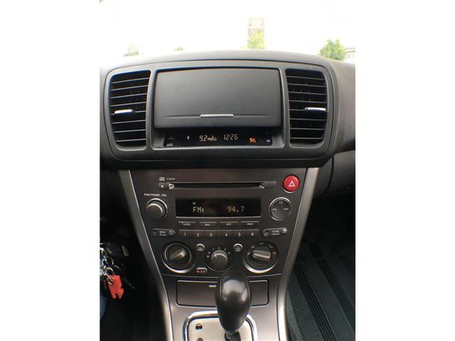 2005 Subaru Legacy I AWD ALLOY WHEELS, ROOF RACK, HEATED SEATS, KEYLE (Stk: 43076XB) in Brampton - Image 12 of 22