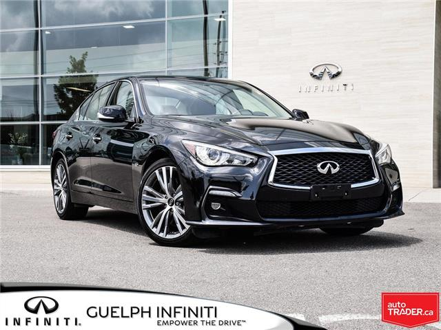 2018 Infiniti Q50  (Stk: IUP1922) in Guelph - Image 1 of 26