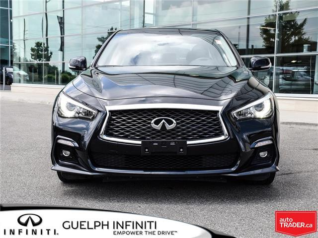 2018 Infiniti Q50  (Stk: IUP1922) in Guelph - Image 2 of 26