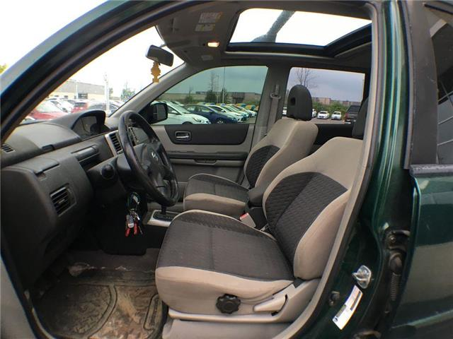 2005 Nissan X-Trail SE AWD ALLOYS, FOG, PANO SUNROOF, ROOF RACK, ABS,  (Stk: 44338AB) in Brampton - Image 4 of 21