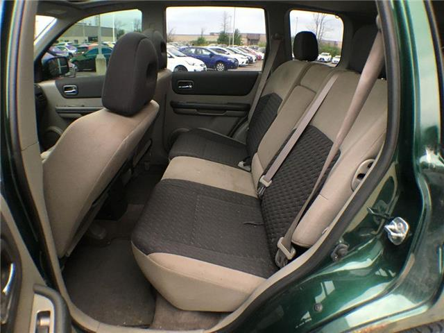 2005 Nissan X-Trail SE AWD ALLOYS, FOG, PANO SUNROOF, ROOF RACK, ABS,  (Stk: 44338AB) in Brampton - Image 9 of 21