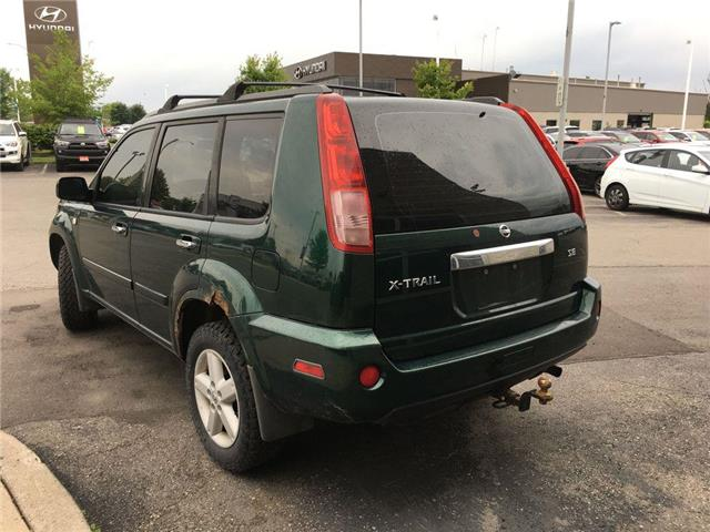 2005 Nissan X-Trail SE AWD ALLOYS, FOG, PANO SUNROOF, ROOF RACK, ABS,  (Stk: 44338AB) in Brampton - Image 10 of 21