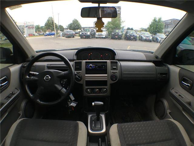2005 Nissan X-Trail SE AWD ALLOYS, FOG, PANO SUNROOF, ROOF RACK, ABS,  (Stk: 44338AB) in Brampton - Image 14 of 21
