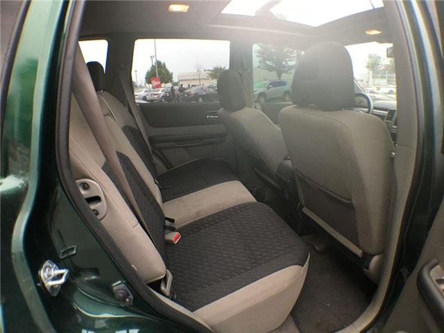 2005 Nissan X-Trail SE AWD ALLOYS, FOG, PANO SUNROOF, ROOF RACK, ABS,  (Stk: 44338AB) in Brampton - Image 19 of 21