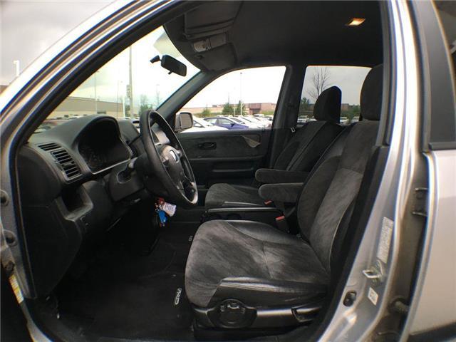 2004 Honda CR-V EX AWD ALLOY WHEELS, ROOF RACK, STEERING WHEEL CON (Stk: 40264B) in Brampton - Image 4 of 23