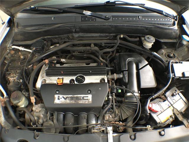 2004 Honda CR-V EX AWD ALLOY WHEELS, ROOF RACK, STEERING WHEEL CON (Stk: 40264B) in Brampton - Image 6 of 23