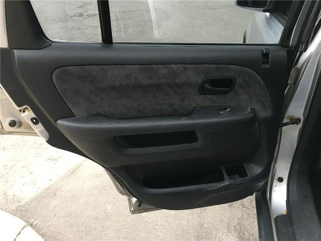 2004 Honda CR-V EX AWD ALLOY WHEELS, ROOF RACK, STEERING WHEEL CON (Stk: 40264B) in Brampton - Image 8 of 23