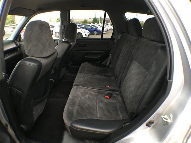 2004 Honda CR-V EX AWD ALLOY WHEELS, ROOF RACK, STEERING WHEEL CON (Stk: 40264B) in Brampton - Image 9 of 23