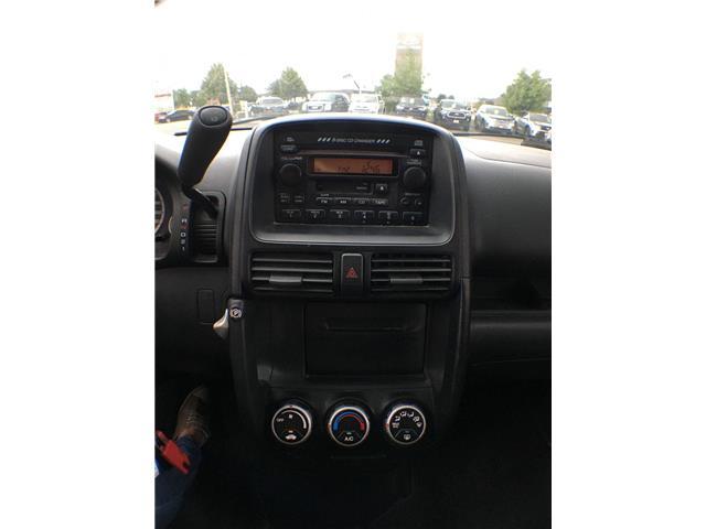 2004 Honda CR-V EX AWD ALLOY WHEELS, ROOF RACK, STEERING WHEEL CON (Stk: 40264B) in Brampton - Image 12 of 23
