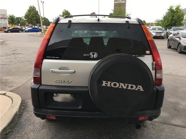 2004 Honda CR-V EX AWD ALLOY WHEELS, ROOF RACK, STEERING WHEEL CON (Stk: 40264B) in Brampton - Image 15 of 23