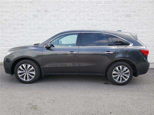 2016 Acura MDX Navigation Package (Stk: 19P122) in Kingston - Image 1 of 30