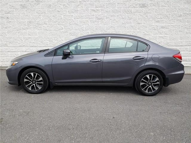 2015 Honda Civic EX (Stk: 19508A) in Kingston - Image 1 of 27