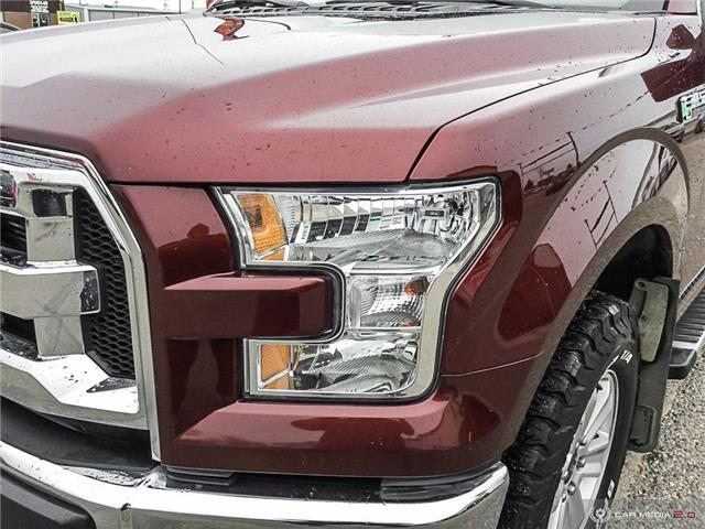 2017 Ford F-150 XLT (Stk: B2093) in Prince Albert - Image 8 of 24