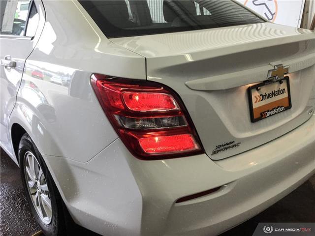 2018 Chevrolet Sonic LT Auto (Stk: B2059) in Prince Albert - Image 11 of 25