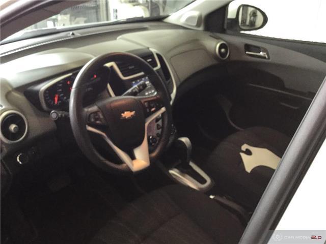 2018 Chevrolet Sonic LT Auto (Stk: B2059) in Prince Albert - Image 13 of 25